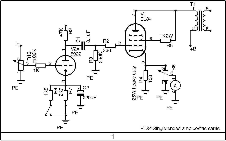 el84 se schematic sarris