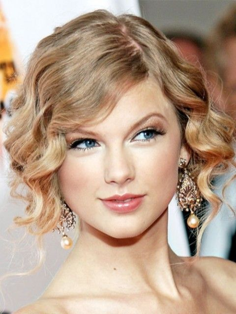 Wavy Prom Hairstyles For Short Hair Short Wedding Hair Short Hairstyles Fine Medium Hair Styles