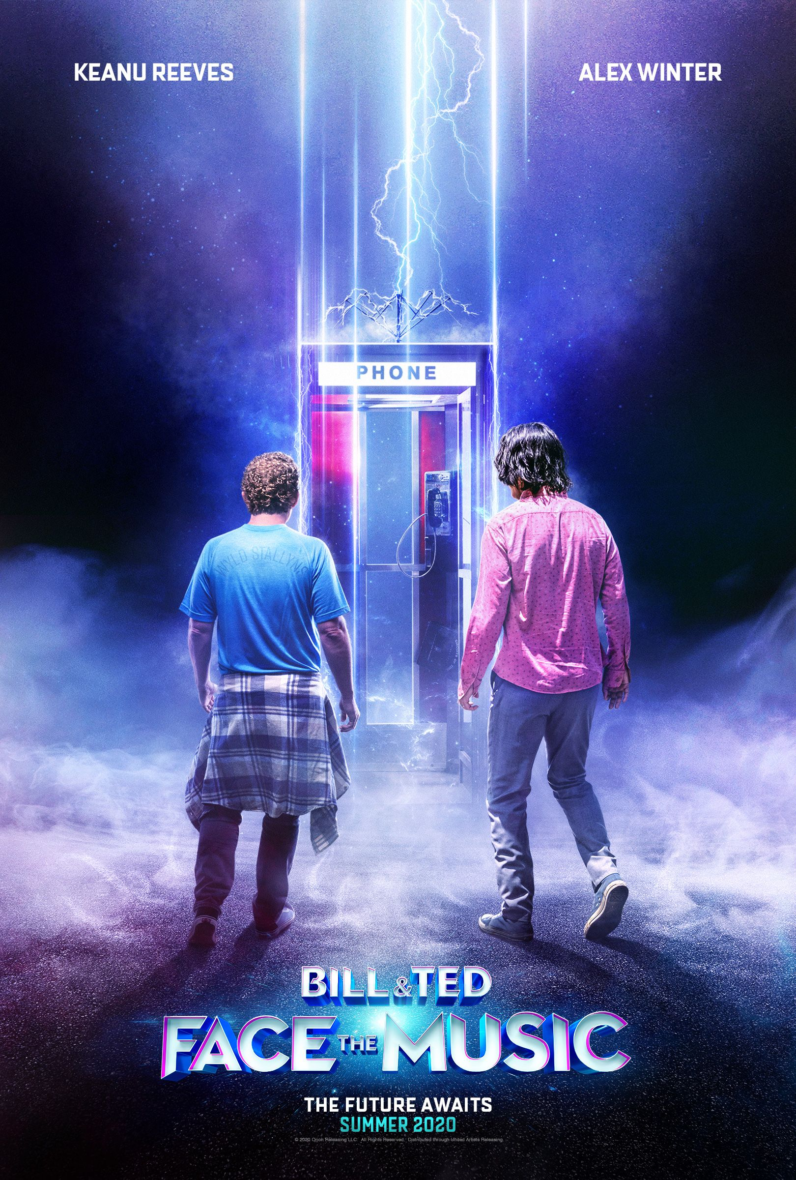 Bill And Ted Face The Music Trailer Reaction In 2020 Face The Music Keanu Reeves Alex Winter