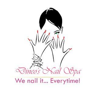 Pin de Vivi Sanchez em uñas   Logomarca