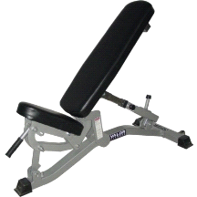 Valor DD-11 High Tech Utility Bench w/ Multiple Seat Positions