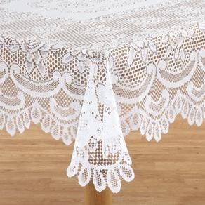 White Rose Lace Tablecloths Lace Tablecloth
