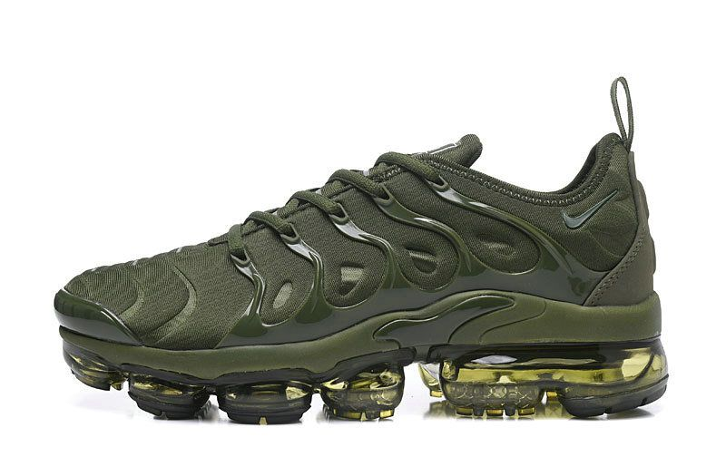 6b0847f460e726 Latest And Newest Nike Air Vapormax Tn Tuned Plus Khaki Green Trainers Mens  Uk 10 Bnib
