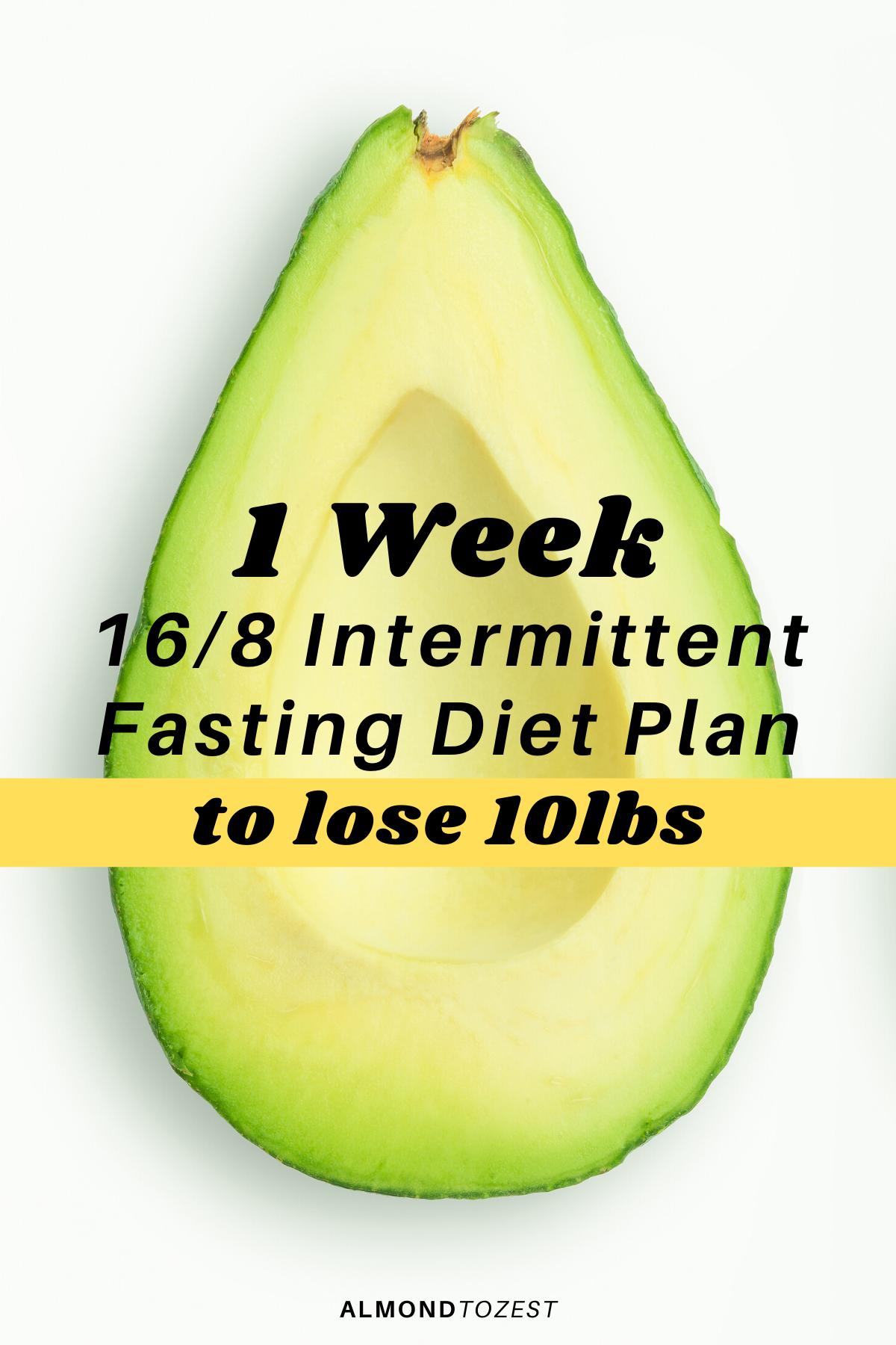 Photo of 16/8 Plan für intermittierende Fastenmahlzeiten für Anfänger