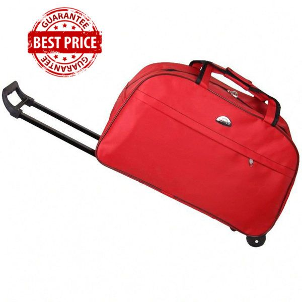 845d0d400f32 Mwfus Travel Foldable Luggage Bag Clothes Storage Carry-On Duffle ...