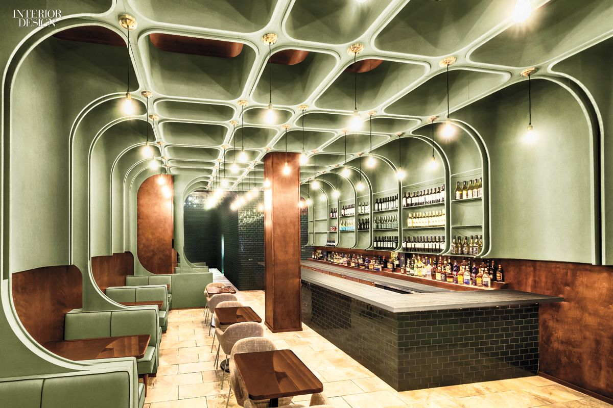 Times Square Diner & Grill: 2015 BoY Winner for Casual Dining. #décor #design #interiors #interiordesignmagazine #BoYwinner #hospitality
