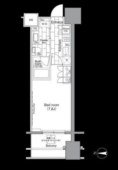 パークハビオ平河町 高級マンション タワーマンションの賃貸ならモダンスタンダード 賃貸 町 物件