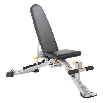 Hf 5165 7 Position F I D Bench Hoist Fitness Incline Decline Bench No Equipment Workout