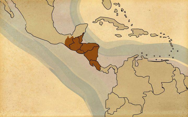 Capitanía General de Guatemala. | Centroamérica | Portal Académico del CCH