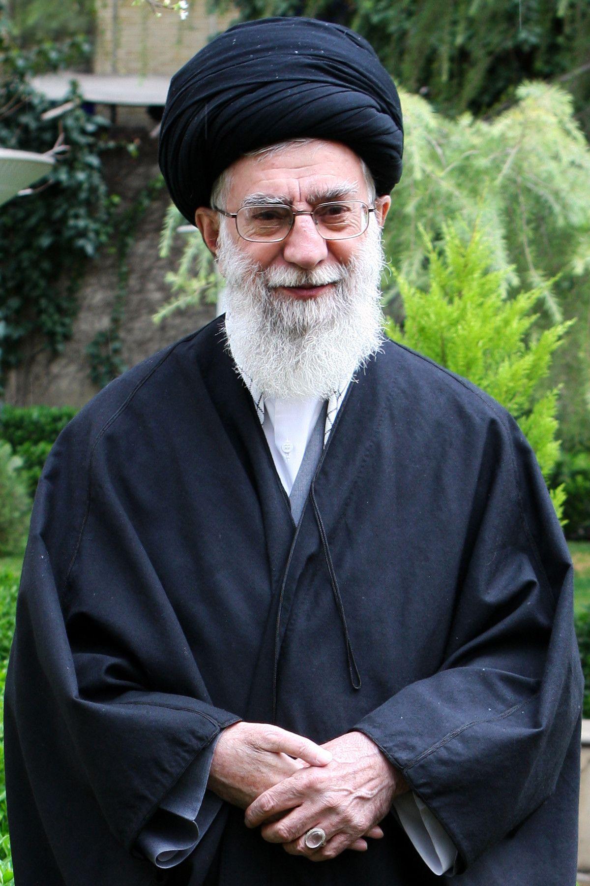 Iran S Ayatollah Ali Khamenei Iran Supreme Leader Of Iran