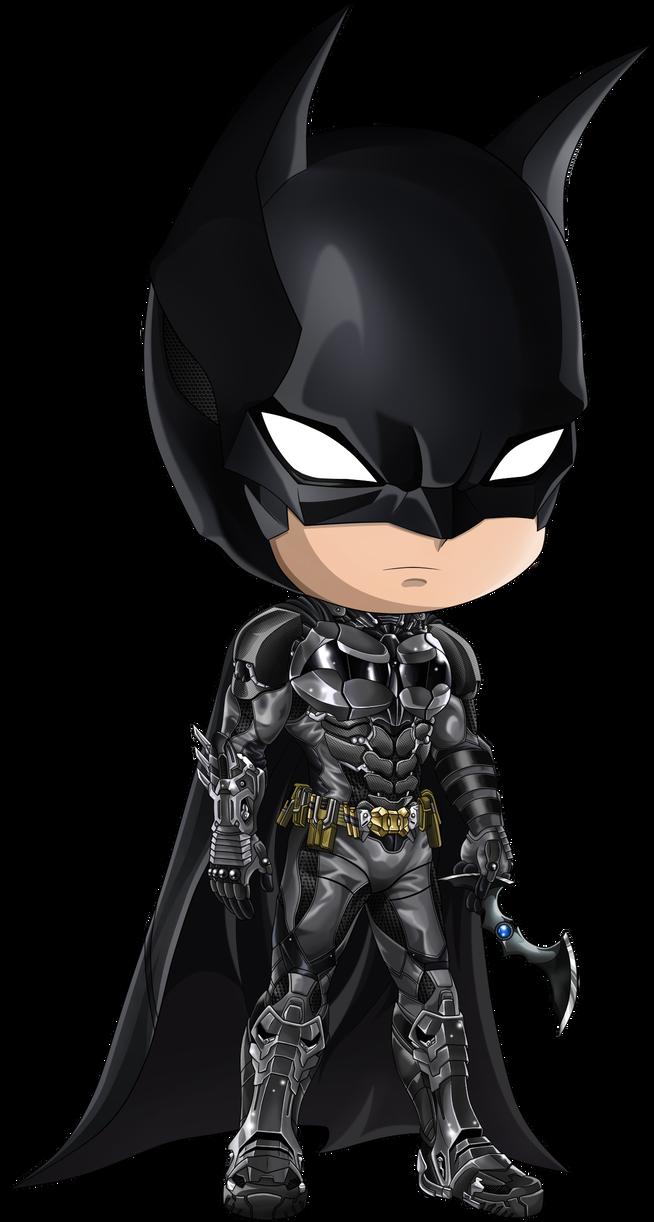 Chibi Batman Arkham Knight By Pellisari Batman Batman Arkham Knight Joker Batman Arkham Knight