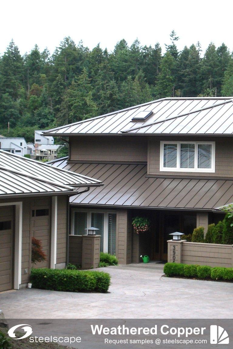 Metal Roof And Siding Inspiration In 2020 Metal Roof Siding Outdoor Decor
