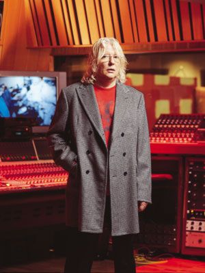 Roy Thomas Baker | Record producer, Fashion, Musician