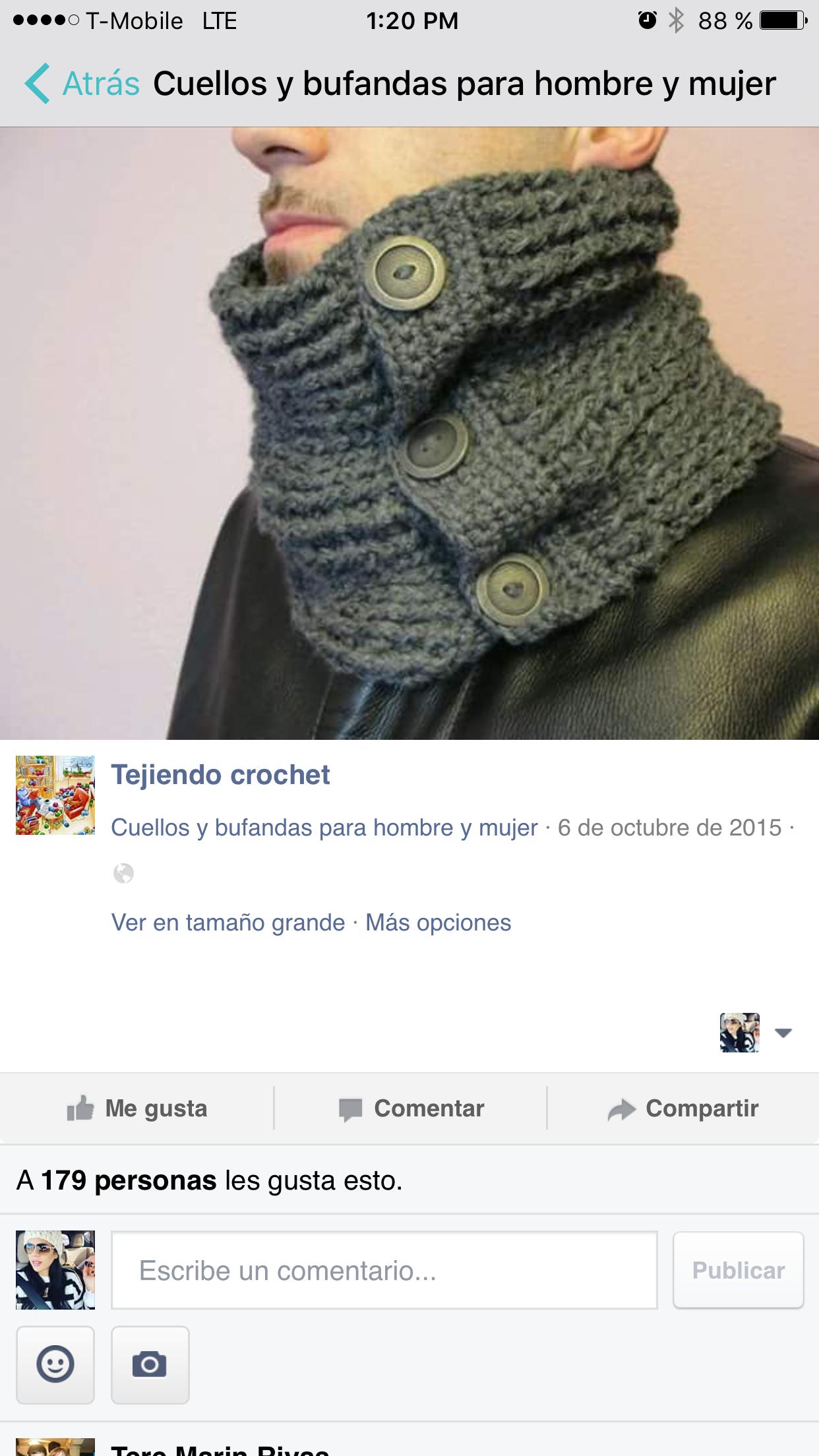 Pin de marian plazza en Crochet y tejido a dos agujas   Pinterest ...