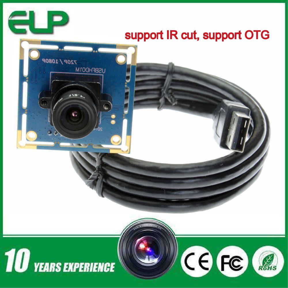 Newest 2MP 1920*1080 Full HD 38X38mm Mini 6mm lens USB Endoscope ...