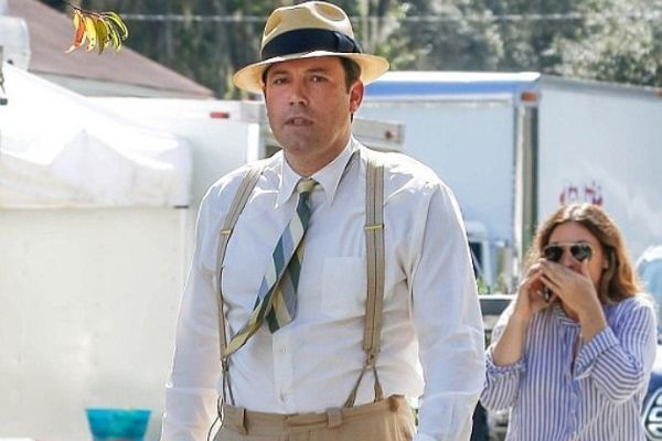 Ben Affleck Goes Retro In Live By Night Ben Affleck Retro