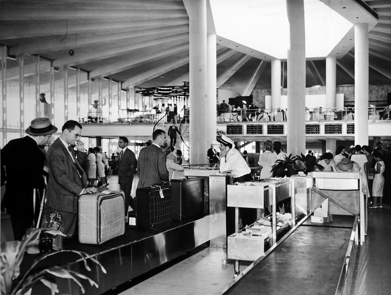 Pan Am Worldport Now Delta Airlines Terminal 3 Jfk