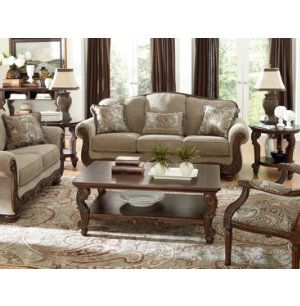Best Martinsburg Collection Fabric Furniture Sets Living 400 x 300