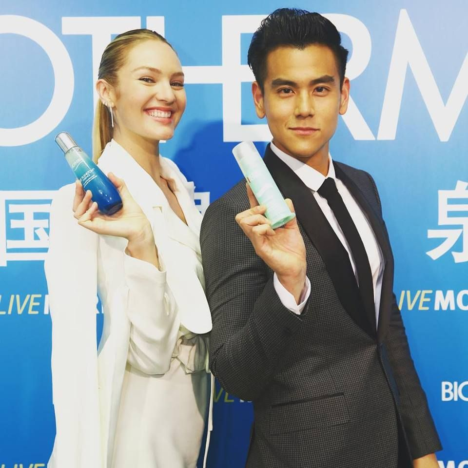 Eddie Peng / Angel Candices / Biotherm homme