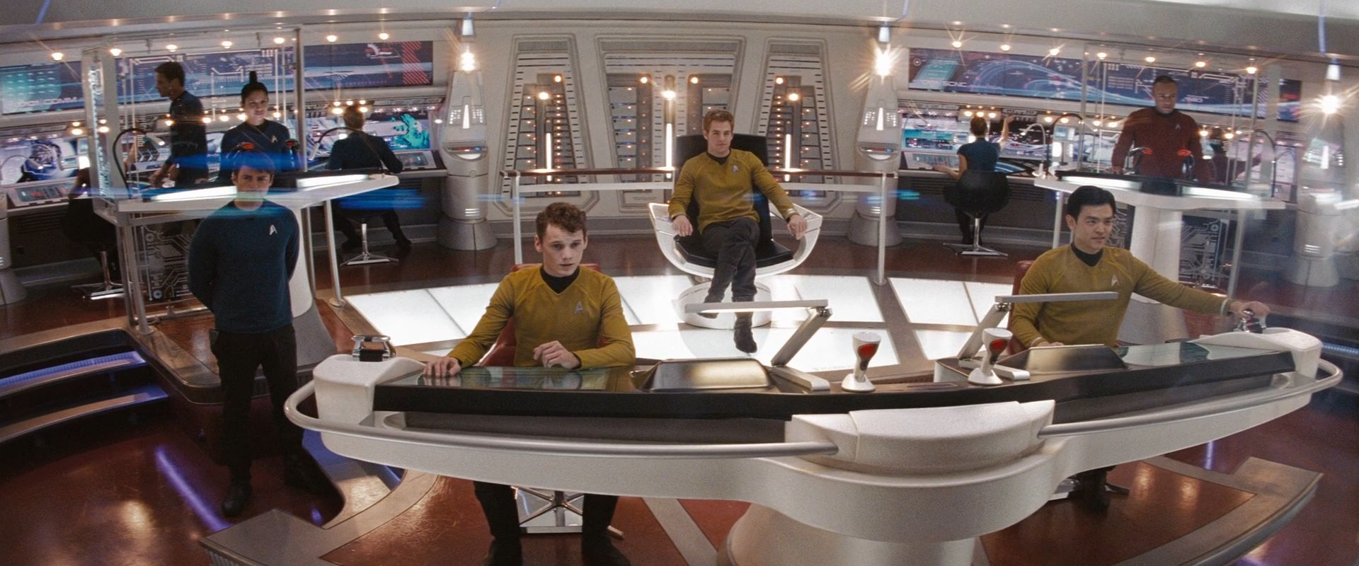 Image result for uss enterprise star trek inside