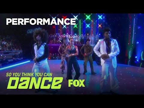 Top 10 & All-Stars Groovy Disco Performance   Season 14 Ep  10   SO
