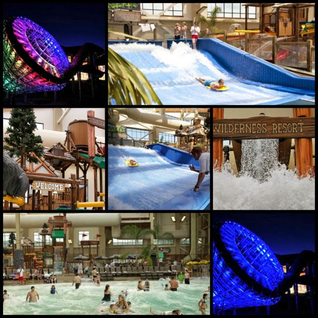 Flip Out Mama: Review: Wilderness At The Smokies Resort   Sevierville, TN
