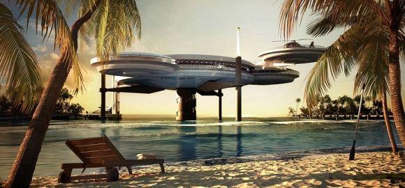 Dubaj ponorí nový luxusný hotel pod morskú hladinu - Zaujímavosti - Webnoviny.sk