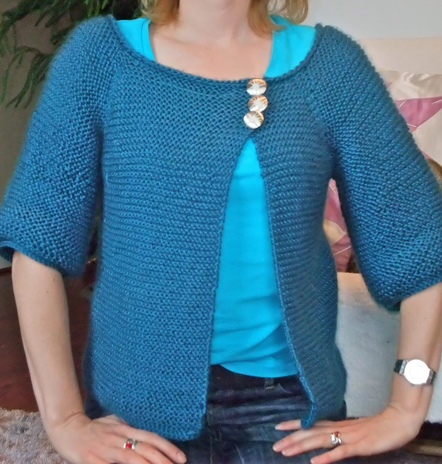 Easy Sweater Knitting Pattern Free Cool Inspiration Design