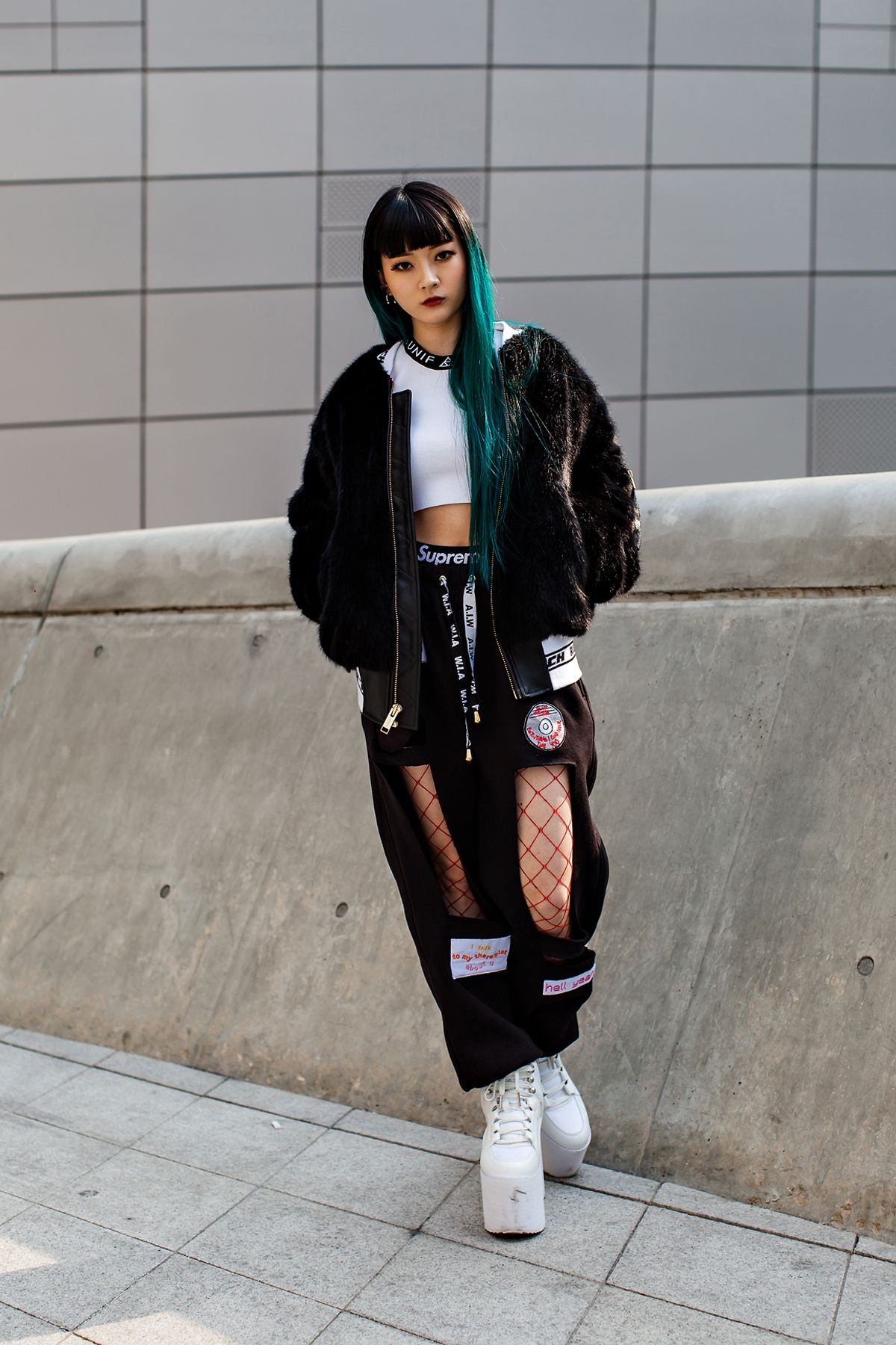 Ryu Yeji Seoul Fashion Week 2016 F W Street Womenstyle Pinterest Seoul Fashion Fashion