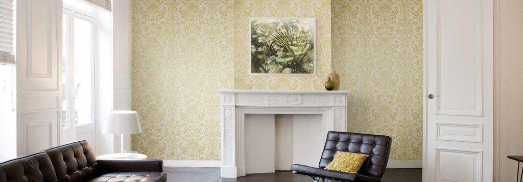 decoracion salon Papel pintado Pinterest Papel pintado, Pintar