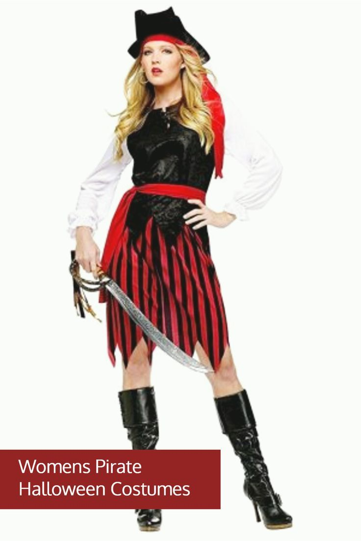 Womenu0027s Pirate Halloween Costumes. Pirate costumes that are suitable for adults. Sexy womans pirate costumes.  sc 1 st  Pinterest & Womens Pirate Halloween Costumes | Pinterest | Pirate halloween ...