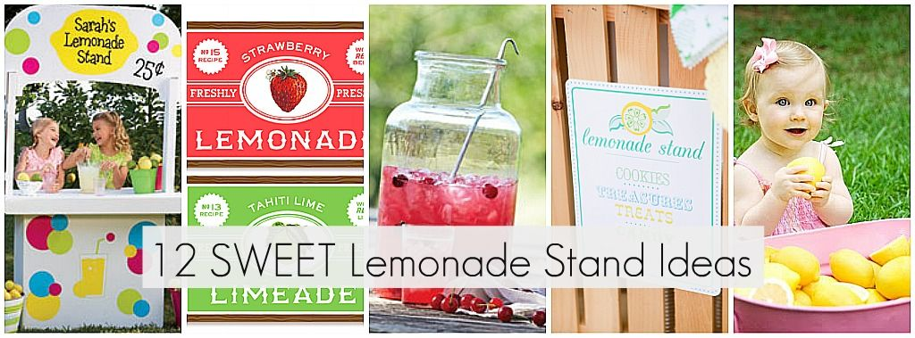100+ Lemonade Stand Ideas Pinterest – yasminroohi