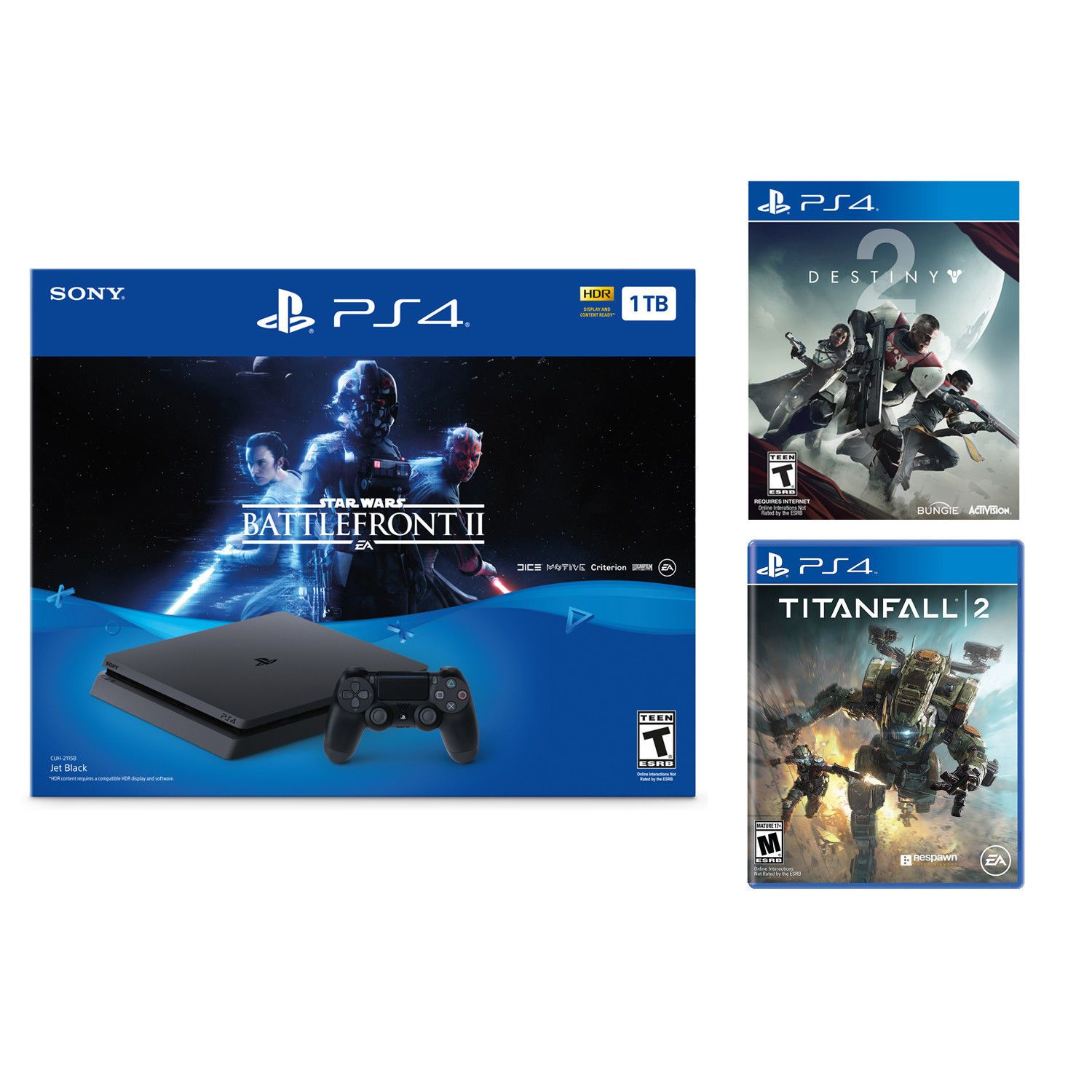 Playstation 4 Pro 1tb Hdd Jet Black In 2020 Playstation 4 Gaming Console Playstation