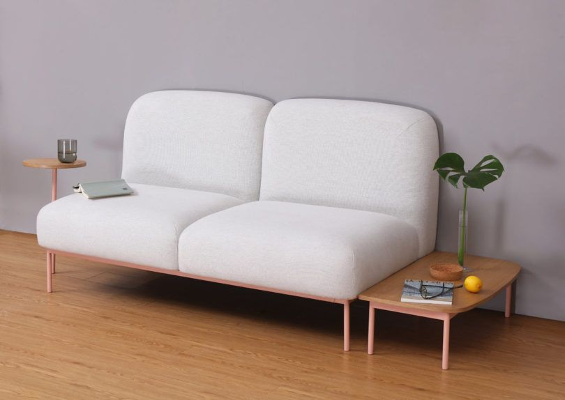 Wanghe Studio Designs The Childhood Series For Beijing Drifters Sofa Design Home Decor Design