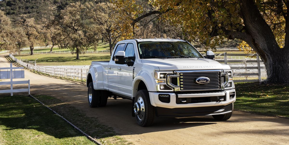 New Ford 7 3 Liter Godzilla Gasoline V 8 Coming For Super Duty Lineup Ford F Series Heavy Duty Truck Ford Diesel