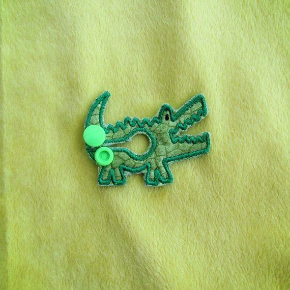 Alligator Belly Shape for G Tube/J Tube by aHaDesigns2 on Etsy, $3.00