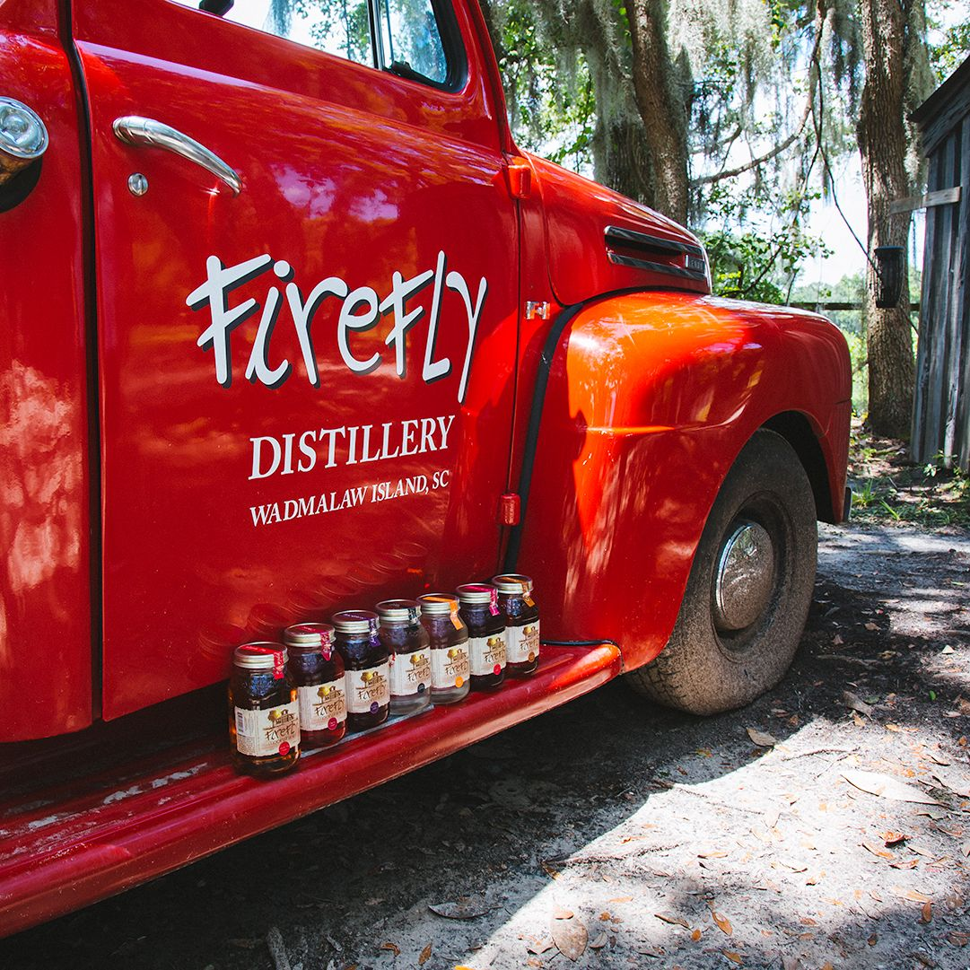 Our priorities are in a row. FireflySpirits moonshine