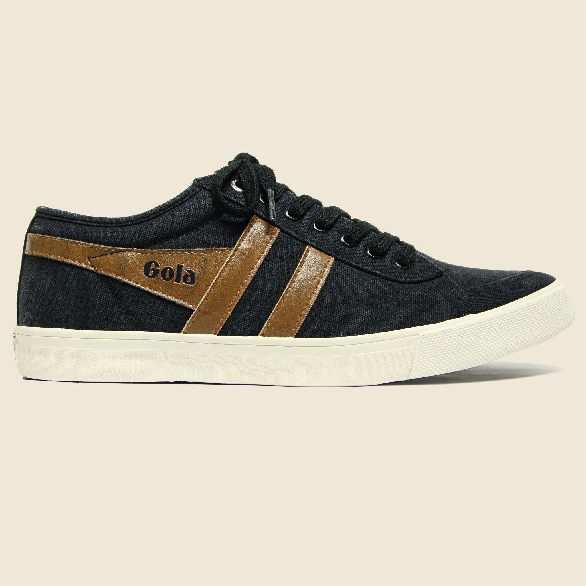 Comet Sneaker - Black/Ginger