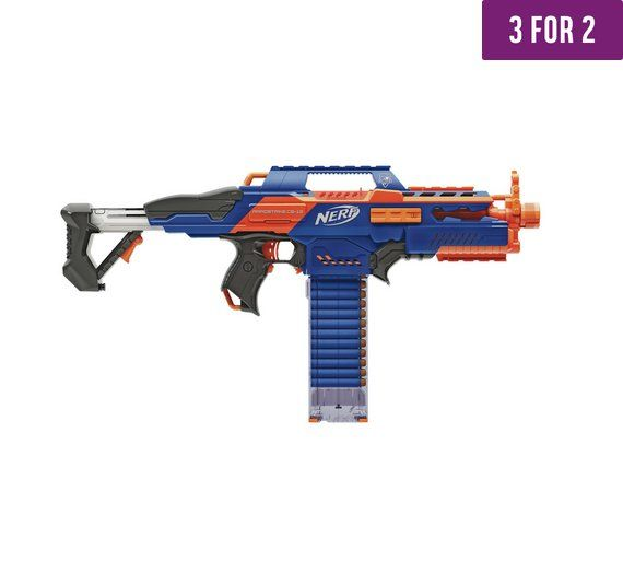 Nerf N-Strike Elite Centurion Sonic Ice Series Blaster