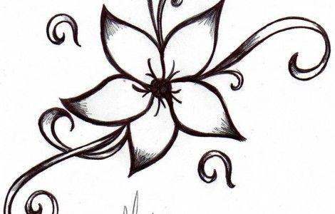 Tattoo Designs Easy Tattoos To Draw Valoblogi Com