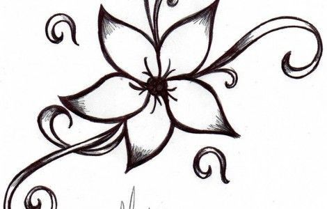 Easy Music Drawing Designs