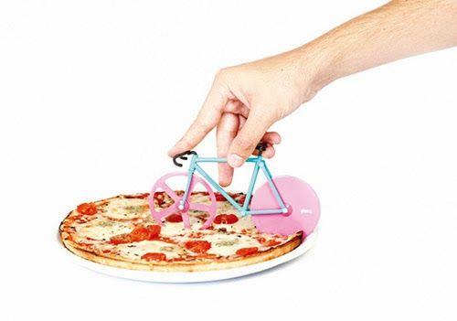 Fixie pizza cutter productos pinterest utensilios de for Utensilios pizza