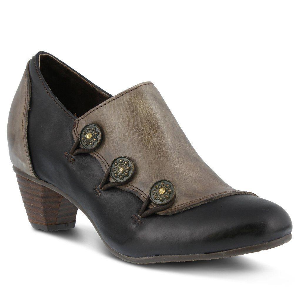 L'Artiste GREENTEA Slip On Shoe