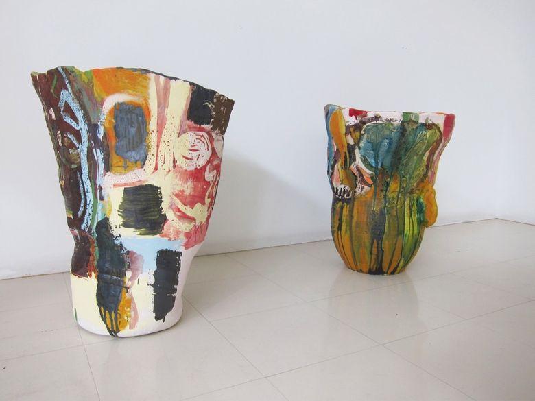 Ceramic Roger Herman Ceramics Art Clay