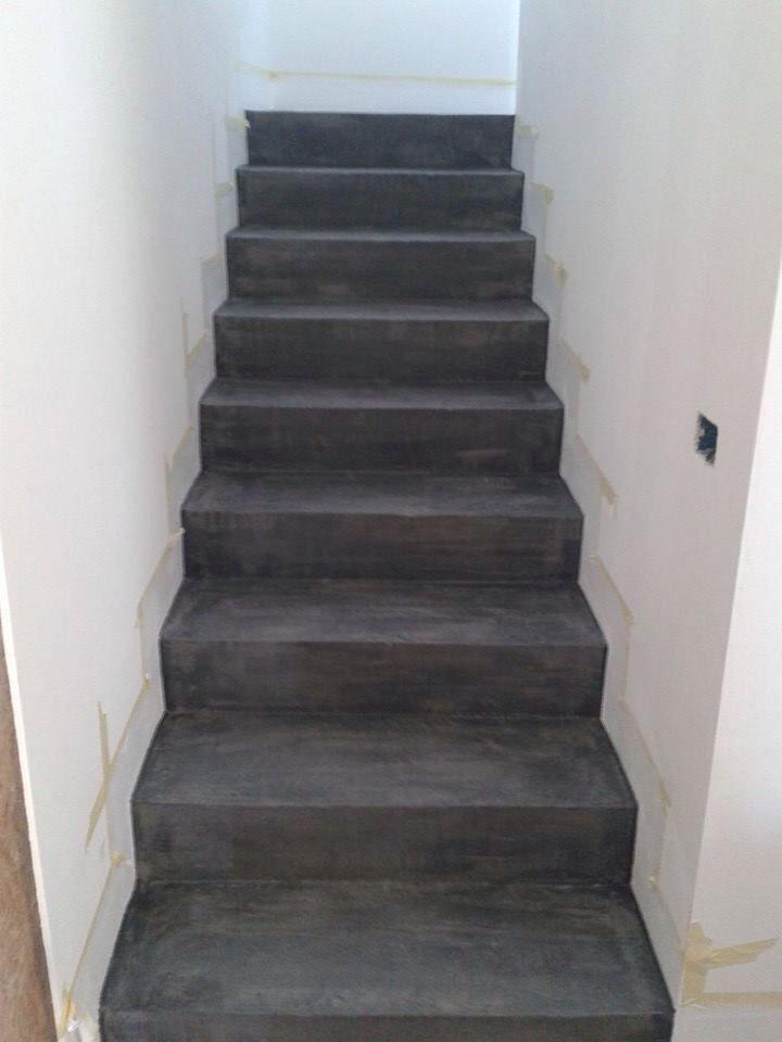 Scale in resina vazartinteriors pinterest home decor stairs e scale - Resina per scale ...