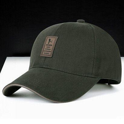58352413a30 EDIKO And Golf Logo Cotton Baseball Cap Sports Golf Snapback Outdoor ...