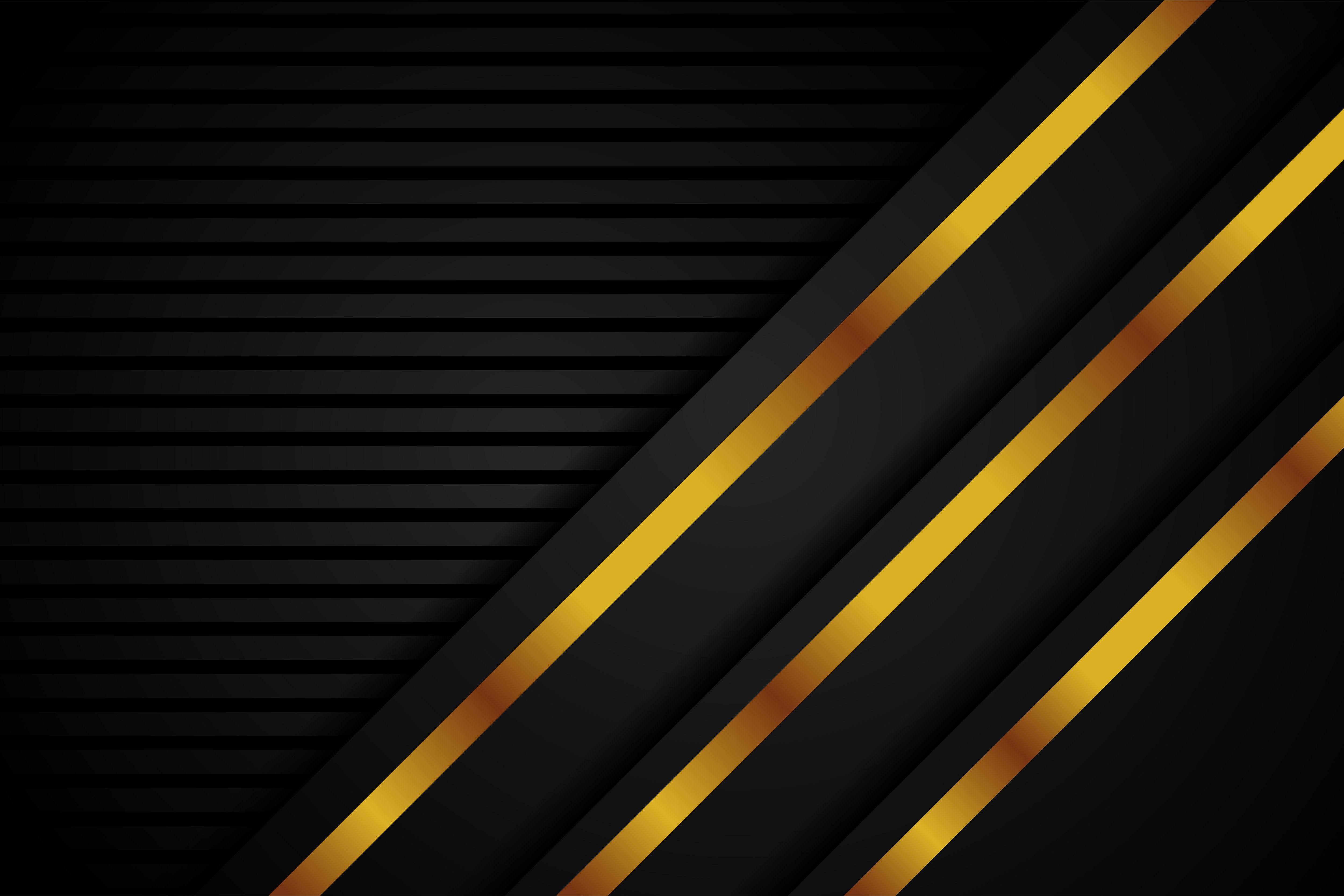 Black Gold Diagonal Abstract Background Graphic By Noory Shopper Creative Fabrica Abstract Backgrounds Abstract Luxury Background