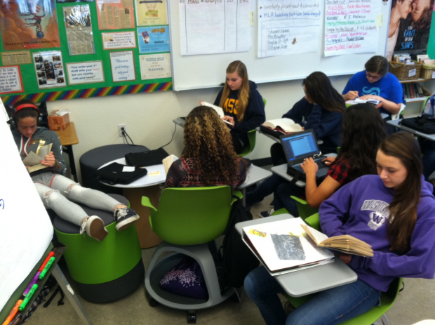 Collaborative Classroom Management : Collaboration on wheels st century classroom furniture