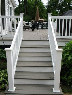 Deck Is Almost Ready For Paint Or Stain I Like This One Deck Colors Deck Skirting Building A Deck