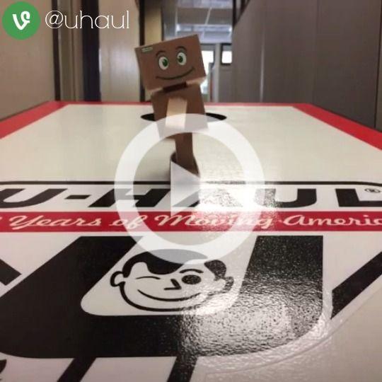 A little skateboard fun in the office!